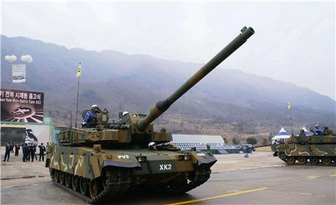 K2坦克是韩国主打品牌,技术不敢恭维,成本却绝对领先!
